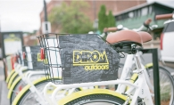 Diro Outdoors, downtown Stillwater, bike rentals, rent a bike, renting a bike