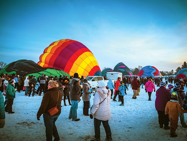 2019 Hudson Hot Air Affair