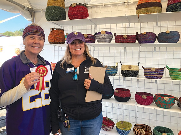Big winners at the Rivertown Fall Art Festival 2019