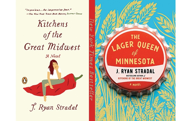 """Kitchens of the Great Midwest"" and ""The Lager Queen of Minnesota"" by J. Ryan Stradal"