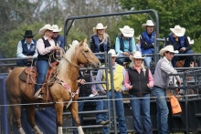 The University of Wisconsin River Falls Rodeo rodeo team