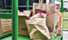 Food donated to Valley Outreach