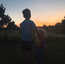 Brothers in the Sunset