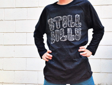 A long-sleeved shirt from the Stillbilly Project.
