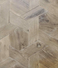 Bleached wood, a trendy Fall flooring option