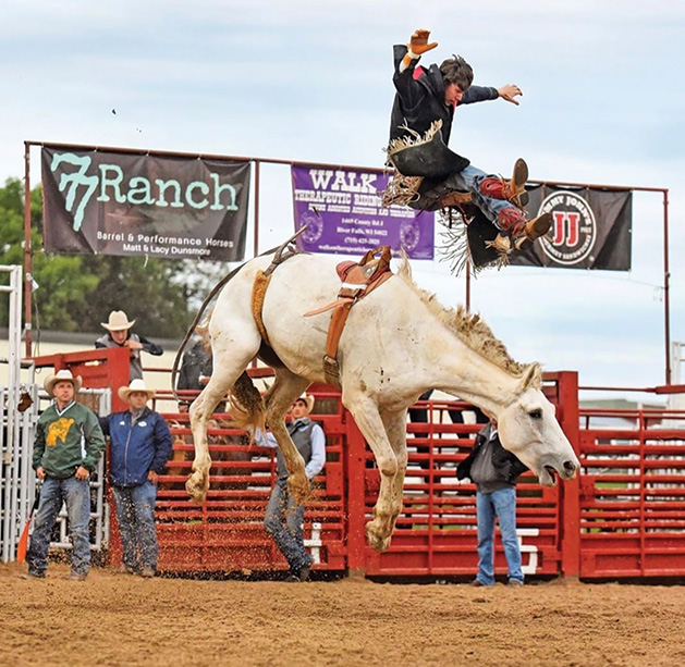 University of Wisconsin rodeo club